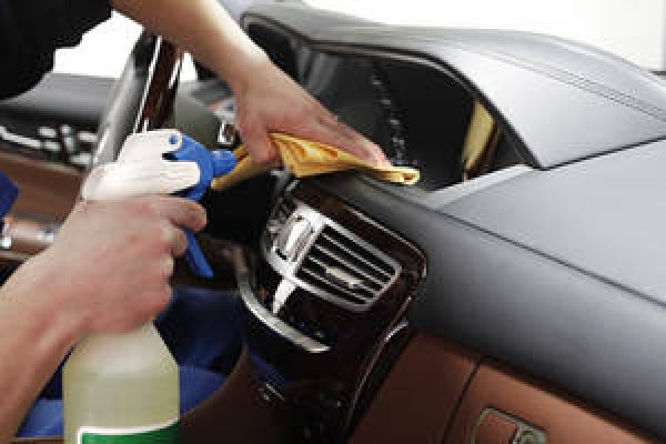 Charming Interior Car Cleaning Gallery