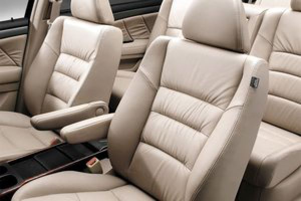 Interior auto leather conditioning