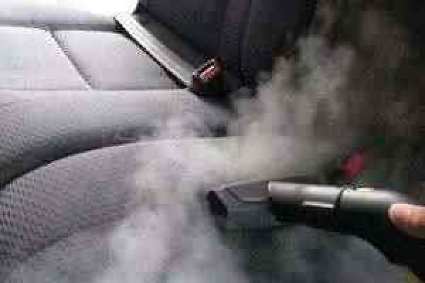Auto steam cleaning services